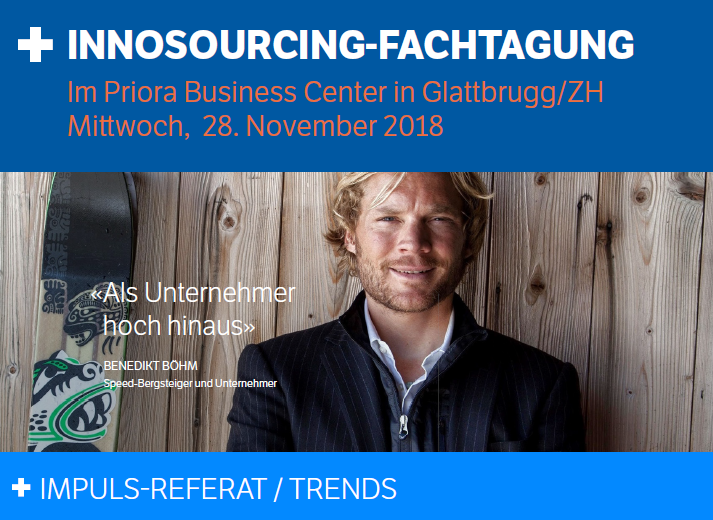 28. November 2018 | INNOSourcing Fachtagung