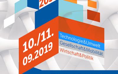 "10.09.2019–11.09.2019 | CXO-Event ""Trends 2030"""