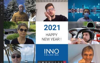 Neujahrgrüsse 2021