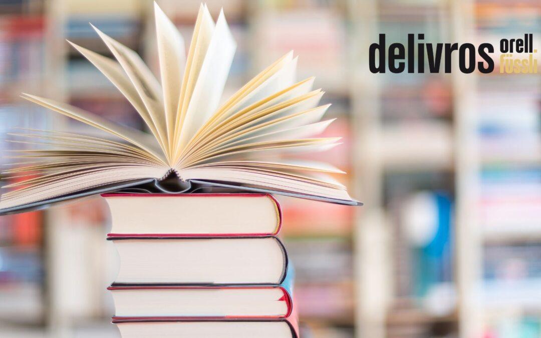 Delivros Orell Füssli AG – Ihre Vorteile als INNOPool-Mitglied beim grössten Buchhändler der Schweiz